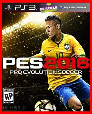 Pes 2016  - Pro Evolution Soccer 16 ps3