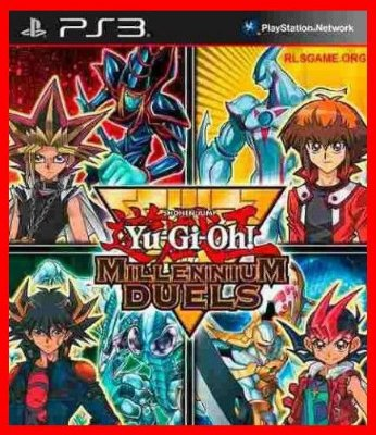 Yu Gi Oh Millennium Duels - Yu-Gi-Oh