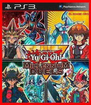 YuGiOh Millennium Duels ps3 - Yu-Gi-Oh
