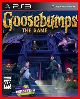 Goosebumps The Game PS3