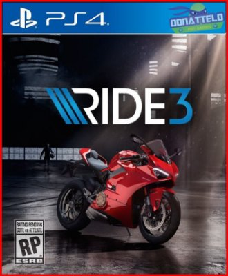 Ride 3 Ps4