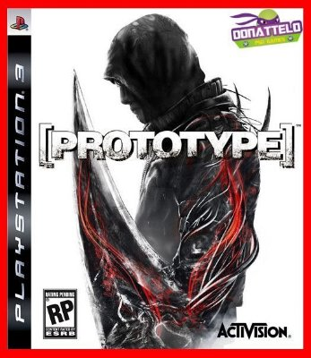 Prototype 1 ps3