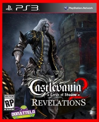 Castlevania Lords of Shadow 2 - DLC Revelations (SOMENTE DLC)