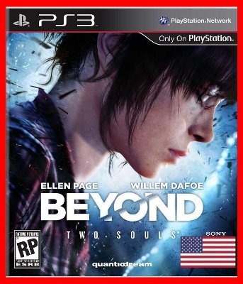Beyond Two Souls ps3 - versão americana