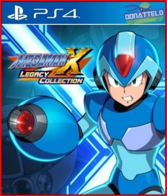 Mega Man X Legacy Collection 1 PS4