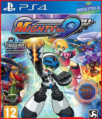 Mighty No. 9 PS4