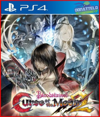 Bloodstained Curse of The Moon 2 PS4