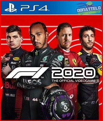 F1 2020 PS4 - Formula 1 2020 PS4