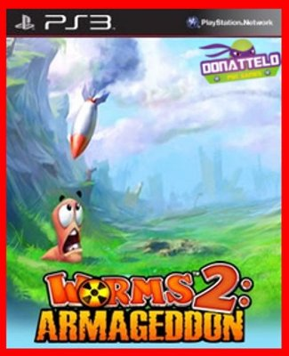 Worms 2 Armageddon ps3
