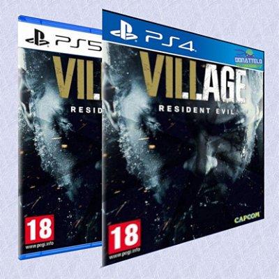 Resident Evil Village PS4/PS5 - Resident Evil 8