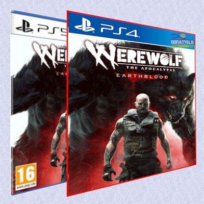 Werewolf The Apocalypse - Earthblood PS4/PS5
