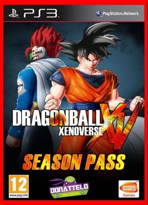 Season Pass para Dragon Ball Xenoverse  ps3 - Passe de temporada
