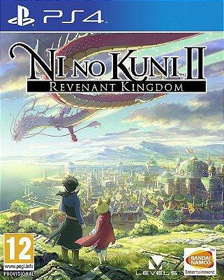 Ni no kuni 2: Revenant Kingdom PS4