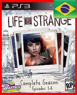 Life is Strange ps3 - Temporada Completa em portugues br
