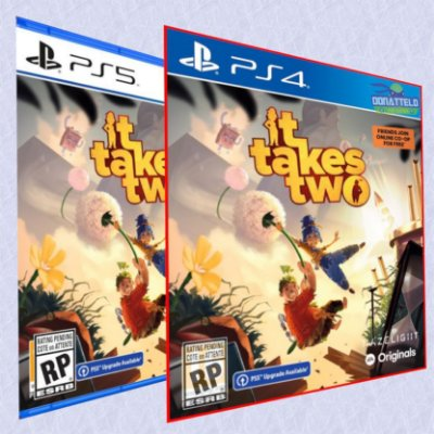 It Takes Two PS4/PS5