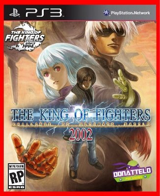 The King Of Fighters 2002 Kof 2k02 ps3