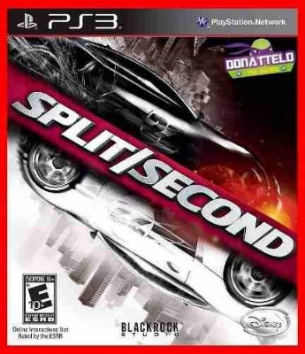 Split Second ps3