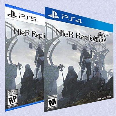 NieR Replicant PS4/PS5 - NieR Replicant ver.1.22474487139...