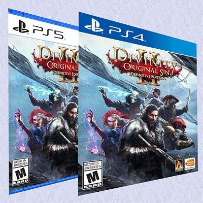 Divinity Original Sin 2 PS4/PS5