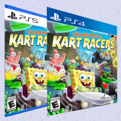 Nickelodeon Kart Racers PS4/PS5