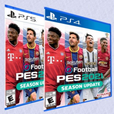 eFootball PES 2021 PS4 e PS5 - Season Update