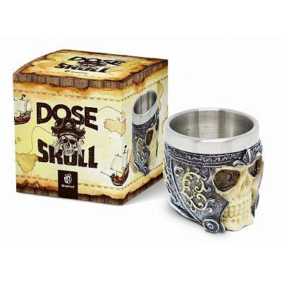 Copo Dose Skull - Brasfoot
