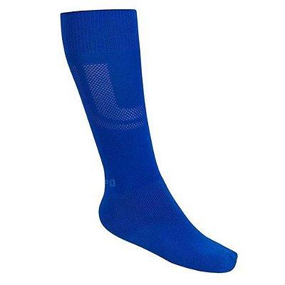 Meião de Futebol Infantil Azul - Cano Longo - Lupo