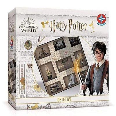 Jogo Detetive Procurando em Hogwarts - Harry Potter - Estrela
