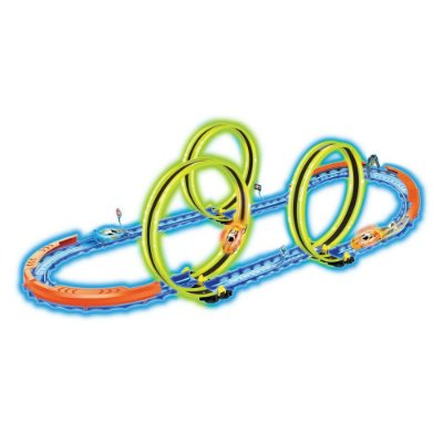 Pista Looping Triplo 3 - Braskit