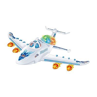 Avião Master Air - DM Toys