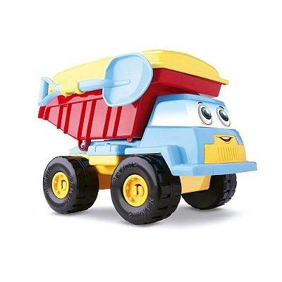 Caminhão Basculante Didático - Baby Start - Silmar
