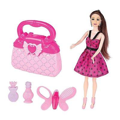 Boneca Lucy Top Model - Braskit