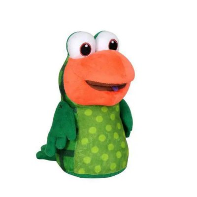 Pelúcia Papagaio Blá Blá - O Diário de Mika - Lovely Toys