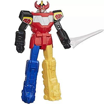 Boneco Power Rangers - Mighty Morphin Megazord - Hasbro