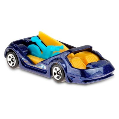 Carrinho Hot Wheels - Deora III  - Mattel