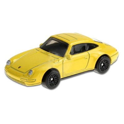 Carrinho Hot Wheels - 96 Porsche Carrera - Mattel