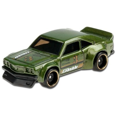 Carrinho Hot Wheels - Mazda RX- 3 - Mattel