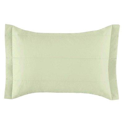 Porta Travesseiro Lux 200 Fios - Verde Claro - Altenburg