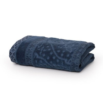 Toalha de Rosto Le Bain Kali - Cobalto 6148 - Artex