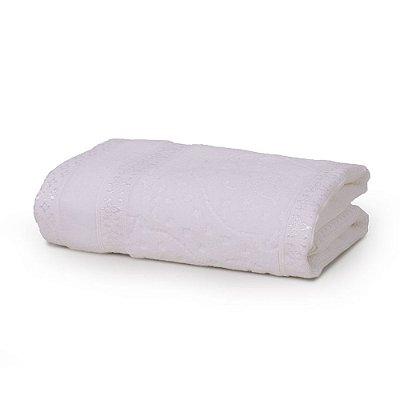 Toalha de Rosto Le Bain Kali - Branco 0001 - Artex
