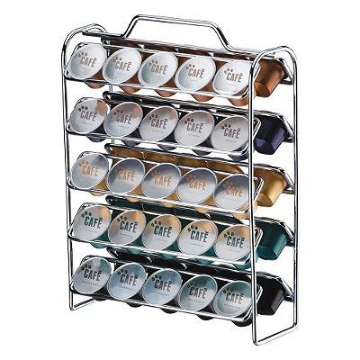 Porta Cápsulas Caffè Nespresso - 50 Cápsulas - Fututre