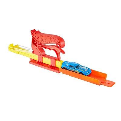 Hotweels Lançador de Bolso - Vermelho - Mattel