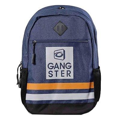 Mochila de Costas Gangster Azul - Clio Style
