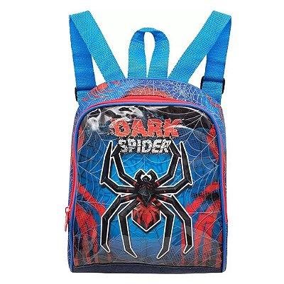 Lancheira Spider Dark Azul - Clio Style