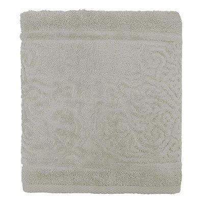 Toalha de Rosto Jacquard Confort - Cinza Escuro 11433 - Döhler