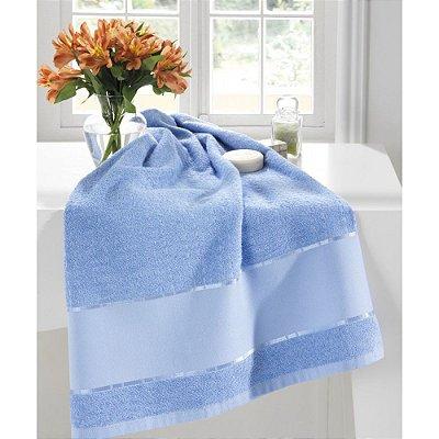 Toalha de Rosto Multi Arte III Para Pintura - Azul 6089 - Döhler