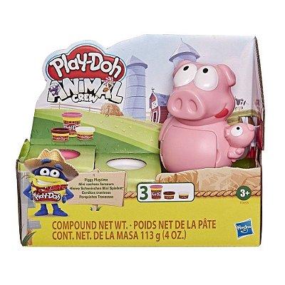 Play-Doh Animal Crew - Porquinha - Hasbro