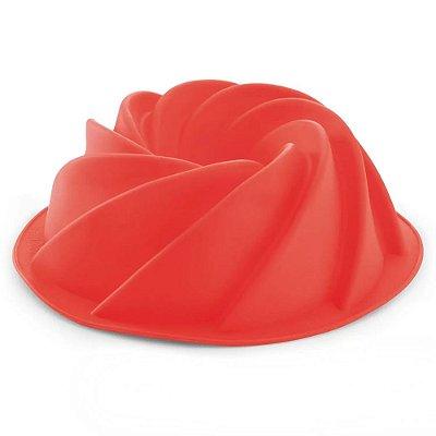 Forma Para Flan Silicone 24 cm - Mimo Style