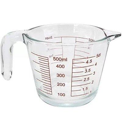 Jarra Medidora Utility - 500 ml - Top Line