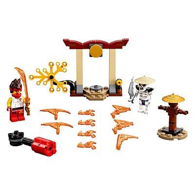 Lego Ninjago Legacy - Kai vs Skulkin - Lego